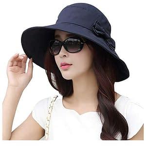 sombreros de mujer de moda