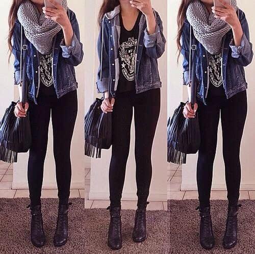 pantalones moda edgy